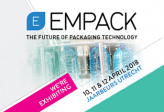 EMPACK - Packaging show in Netherlands